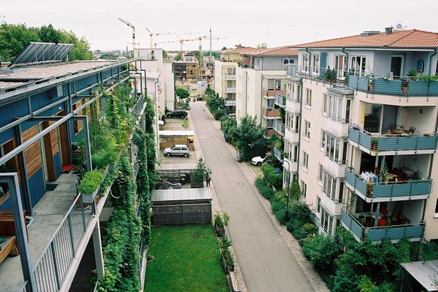 Freiburg Quartier Vauban