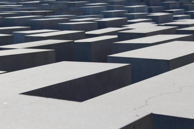 Mémorial de l'Holocauste - Berlin