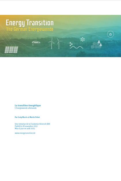 Publication: La transition énergétique. L'Energiewende allemande